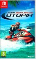 Игра Aqua Moto Racing Utopia (Nintendo Switch)