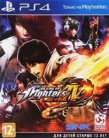 Игра The King of Fighters XIV (PS4)