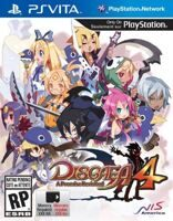 Игра Disgaea 4: A Promise Revisited (PS Vita)