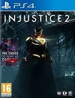 Игра Injustice 2 (PS4, русская версия)