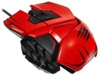 Проводная мышь Mad Catz M.M.O.TE Gaming Mouse (Red) (PC/MAC)
