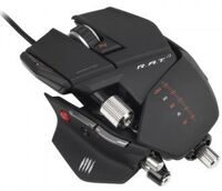 Проводная мышь Mad Catz R.A.T.7 Gaming Mouse (Matt Black) (PC)