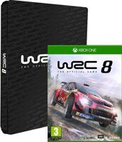 Игра WRC 8 Collectors Edition (XBOX One, русская версия)