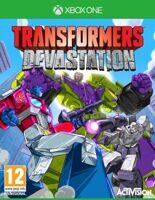 Игра Transformers: Devastation (XBOX One)