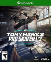 Игра Tony Hawk's Pro Skater 1 + 2 (XBOX One)