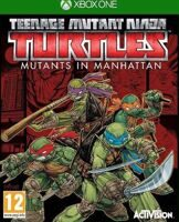 Игра Teenage Mutant Ninja Turtles: Mutants in Manhattan (XBOX One)