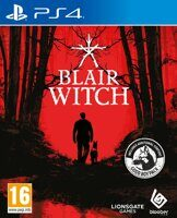 Игра Blair Witch (PS4, русская версия)