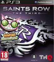 Игра Saints Row: the Third (PS3, русская версия)