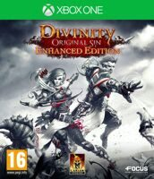 Игра Divinity: Original Sin. Enhanced Edition (XBOX One, русская версия)