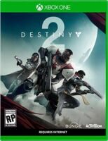 Игра Destiny 2 (XBOX One, русская версия)