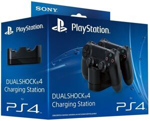 Зарядная станция для контроллеров (Dualshock 4 Charging Station) (PS4)