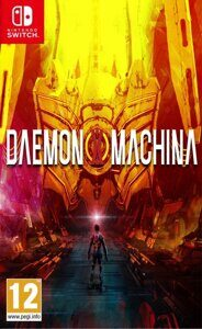 Игра DAEMON X MACHINA: Prototype Missions (Nintendo Switch, русская версия)