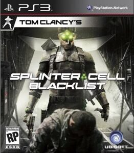 Игра Tom Clancy's Splinter Cell Blacklist: The Ultimatum Edition (PS3, русская версия)