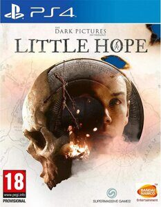 Игра The Dark Pictures Little Hope (PS4, русская версия)