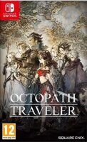 Игра Octopath Traveler (Nintendo Switch)