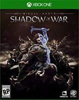Игра Middle-earth: Shadow of War (XBOX One, русская версия)