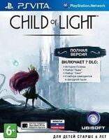 Игра Child of Light (PS Vita, русская версия)