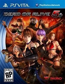 Игра Dead or Alive 5 Plus (PS Vita)
