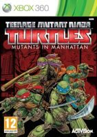 Игра Teenage Mutant Ninja Turtles: Mutants in Manhattan (XBOX 360)