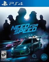 Игра Need for Speed 2015 (PS4, русская версия)