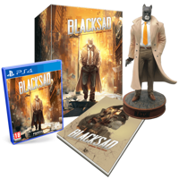 Игра Blacksad: Under The Skin Collectors Edition (PS4, русская версия)