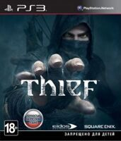 Игра Thief (PS3, русская версия)