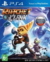 Игра Ratchet and Clank (PS4, русская версия)