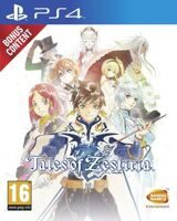 Игра Tales of Zestiria (PS4, русская версия)