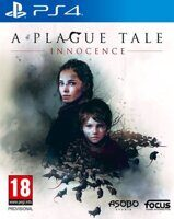 Игра A Plague Tale: Innocence (PS4, русская версия)