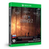 Игра Life is Strange 2 Collectors Edition (XBOX One, русская версия)