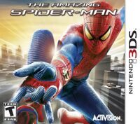 Игра The Amazing Spider-man (3DS)