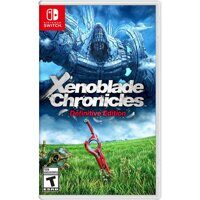 Игра Xenoblade Chronicles: Definitive Edition (Nintendo Switch)