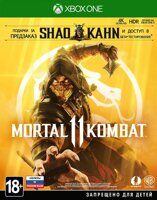 Игра Mortal Kombat 11 (XBOX One, русская версия)