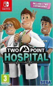 Игра Two Point Hospital (Nintendo Switch)