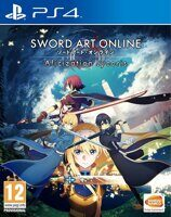 Игра Sword Art Online Alicization Lycoris (PS4, русская версия)