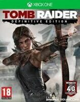 Игра Tomb Raider: Definitive Edition (Xbox One, русская версия)