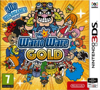 Игра WarioWare Gold (3DS)