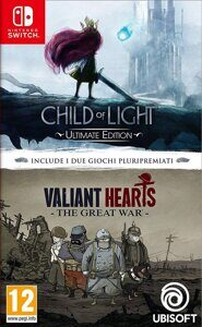 Игра Child of Light + Valiant Hearts.The Great War (Nintendo Switch, русская версия)