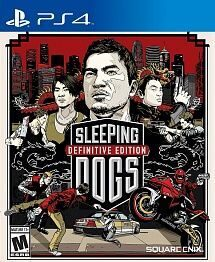 Игра Sleeping Dogs: Definitive Edition (PS4, русская версия)