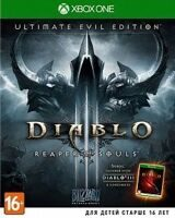 Игра Diablo III: Reaper of Souls Ultimate Evil Edition (XBOX One, русская версия)