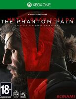 Игра Metal Gear Solid V: The Phantom Pain (XBOX One, русская версия)