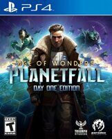 Игра Age of Wonders: Planetfall (PS4, русская версия)