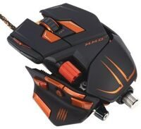 Проводная мышь Mad Catz M.M.O.7 Gaming Mouse (Matt Black) (PC)