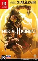 Игра Mortal Kombat 11 (Nintendo Switch)