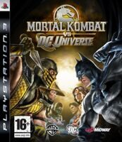 Игра Mortal Kombat vs DC Universe (PS3)