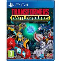 Игра Transformers: Battlegrounds (PS4, русская версия)