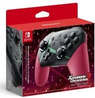 Контроллер Nintendo Switch Pro в стиле Xenoblade Chronicles 2 (Nintendo Switch)