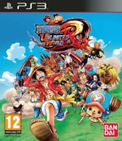 Игра One Piece: Unlimited World Red (PS3)