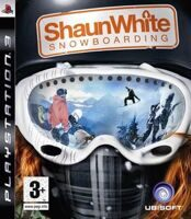 Игра Shaun White Snowboarding (PS3, русская версия)