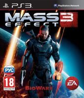 Игра Mass Effect 3 (PS3, русская версия)